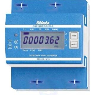 Eltako DSZ14 DRS-3x80A MID Drehstromzähler digital 80A MID-konform