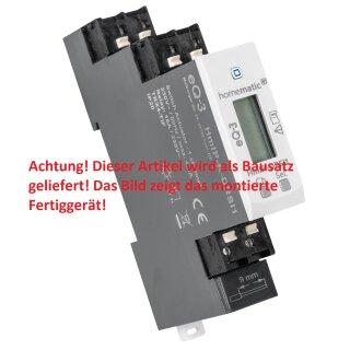 Homematic IP Schaltaktor für Hutschienenmontage HmIP-K-DRSI1, Bausatz