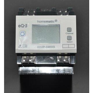 Homematic IP Dimmaktor für Hutschienenmontage – 3-fach HmIP-DRDI3