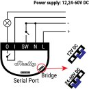 Shelly 1 universal Schaltaktor 16A - 2er Set z.B. für Home Assistant oder Homematic CCU3