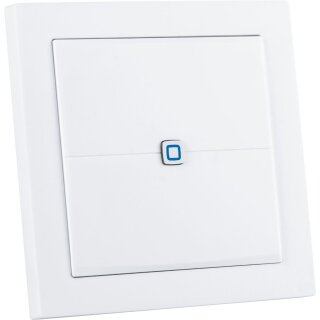 Homematic IP Wandtaster – flach HmIP-WRCC2