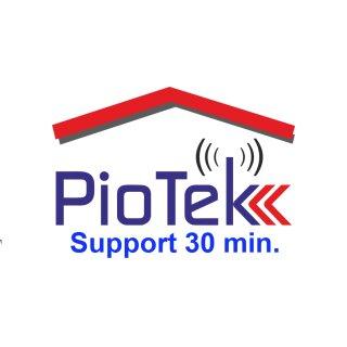 Installationssupport für PioTek Phoscon Zigbee Gateway für Tint und Hue Geräte
