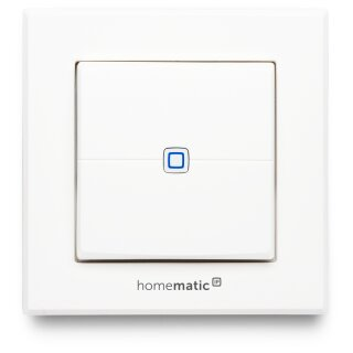Homematic IP Wandtaster 2-fach HMIP-WRC2