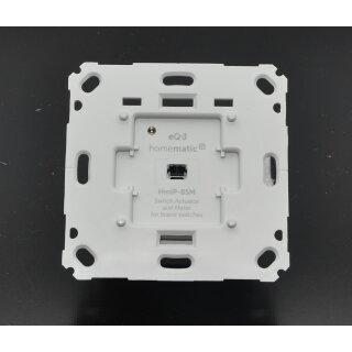 Homematic IP Schalt-Mess-Aktor für Markenschalter HmIP-BSM