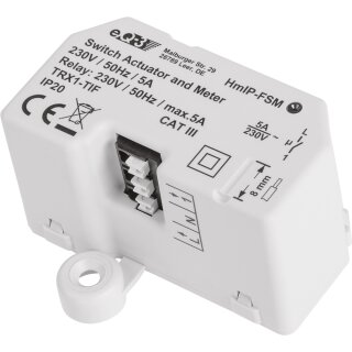 Homematic IP Schalt-Mess-Aktor – Unterputz HmIP-FSM