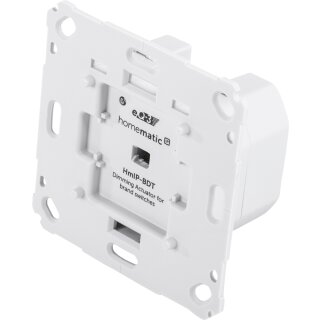 Homematic IP Dimmaktor für Markenschalter – Phasenabschnitt HmIP-BDT