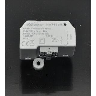 Homematic IP Schalt-Mess-Aktor (16 A) – Unterputz HmIP-FSM16