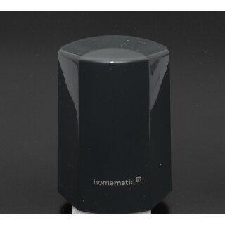 Homematic IP Temperatur- und Luftfeuchtigkeitssensor – außen, anthrazit HmIP-STHO-A