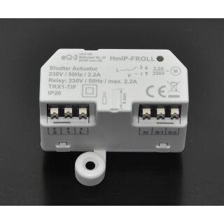 Homematic IP Rollladenaktor – Unterputz HmIP-FROLL