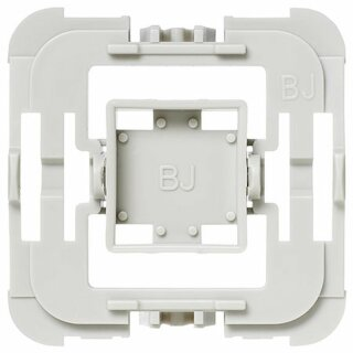 10 Stück HomeMatic/Homematic IP Installationsadapter Busch-Jäger