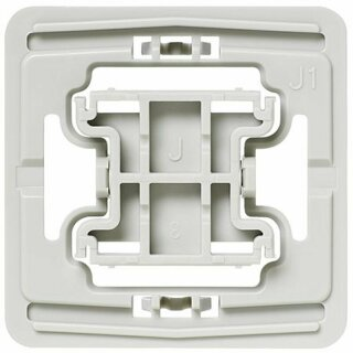1 Stück HomeMatic/Homematic IP Installationsadapter Jung J1