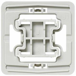 10 Stück HomeMatic/Homematic IP Installationsadapter Jung J1