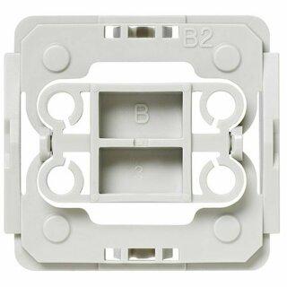 1 Stück HomeMatic/Homematic IP Installationsadapter Berker B2