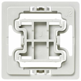 20 Stück HomeMatic/Homematic IP Installationsadapter Jung J2