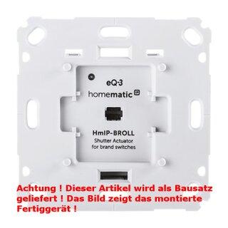 Homematic IP Rolladenaktor für Markenschalter HmIP-BROLL, ARR-Bausatz