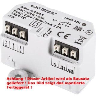 Homematic IP Jalousieaktor Unterputz HmIP-FBL, Bausatz