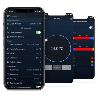 IP-Symcon Upgrade Basic -> Professional