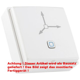 Homematic IP Beschleunigungssensor HmIP-SAM, Bausatz !