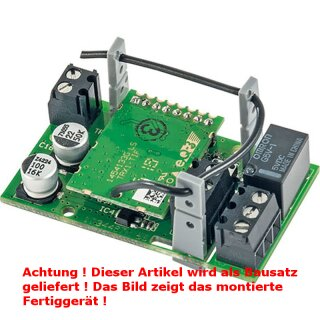 Homematic IP Schaltplatine HmIP-PCBS - Bausatz !
