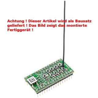 Homematic IP Modulplatine OpenCollector 8-fach HmIP-MOD-OC8, Bausatz !