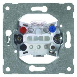 PEHA UP-Grundelement - Taster mit Kontroll-Licht