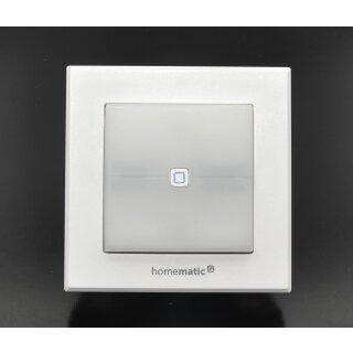 Homematic IP Schaltaktor für Markenschalter – mit Signalleuchte HmIP-BSL