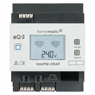 homematic ip wired access point hmipw drap 149 95. Black Bedroom Furniture Sets. Home Design Ideas