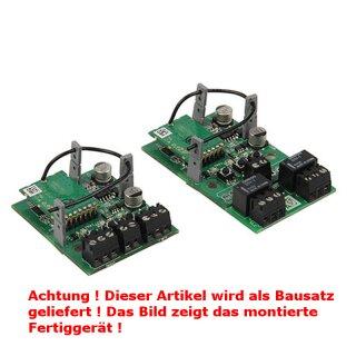 Homematic IP Schaltplatine - 2-fach HmIP-PCBS2, Bausatz