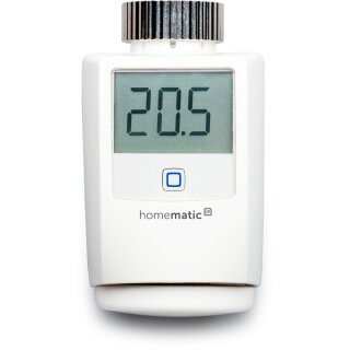 Homematic IP Heizkörperthermostat HMIP-eTRV-2 Bausatz !!!