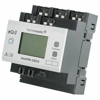 Homematic IP Wired 3-fach-Dimmaktor HmIPW-DRD3