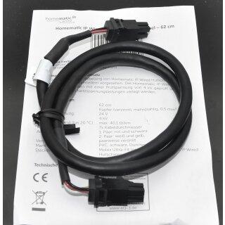 Homematic IP Wired Bus-Verbindungskabel HmIPW-BC62 - 62 cm