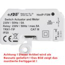 Homematic IP Schalt-Mess-Aktor HMIP-FSM 5A - Unterputz,...