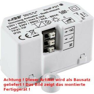 Homematic IP Dimmaktor Unterputz  - Phasenabschnitt HmIP-FDT, ARR-Bausatz !