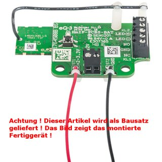 Homematic IP Schaltplatine HmIP-PCBS-BAT -  Bausatz !