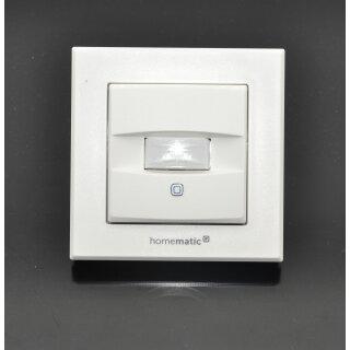 Homematic IP Wired Bewegungsmelder 55er Rahmen HmIPW-SMI55