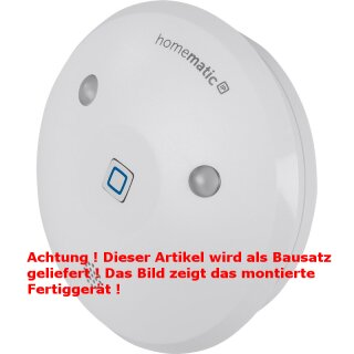 Homematic IP Alarmsirene HMIP-ASIR - Bausatz !