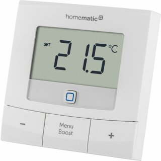 Homematic IP Wandthermostat  basic HmIP-WTH-B Push-to-Pair