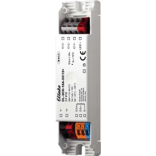 Eltako LED-MEHRKANAL-DIMMER (DT6) DL-3CH-16A